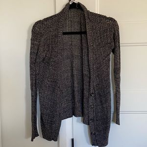 Meshed Cardigan from Garage